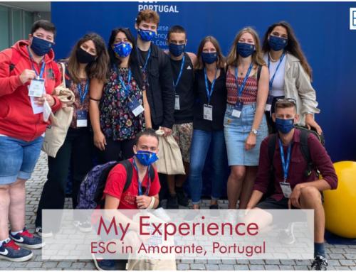 Εθελοντισμός στην Πορτογαλία. Η Παρασκευή μας αφηγείται την ιστορία της
