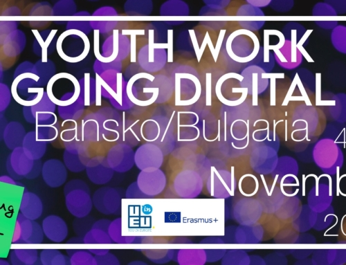 Νέο! Σεμινάριο στο Bansko της Βουλγαρίας:  Youth Work Going Digital ! 4-10 Νοεμβρίου 2021!