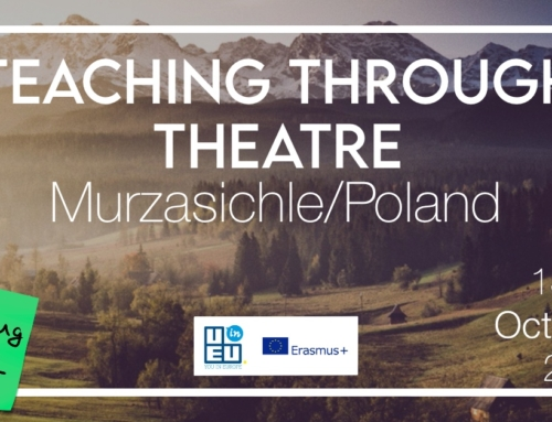 Νέο!! Σεμινάριο στην Πολωνία// Θέατρο στην εκπαίδευση// 13-21 Οκτωβρίου 2021!