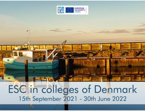 2 θέσεις εθελοντισμού σε σχολεία (college) της Δανίας για 1 χρόνο! Έναρξη 15 Σεπτεμβρίου 2021!