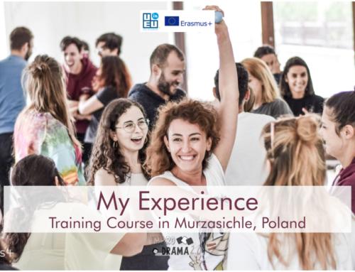 ΟΙ συμμετέχοντες του TC Improdrama II, μοιράζονται μαζί μας την εμπειρία τους !