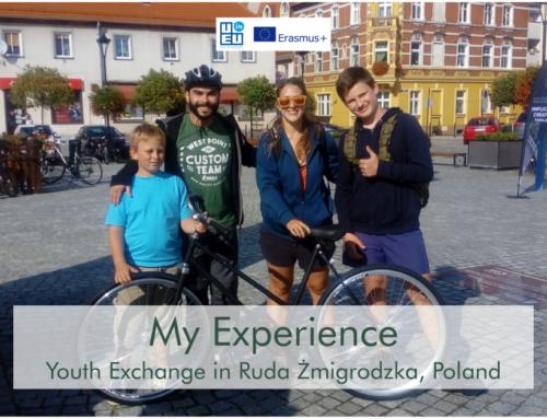 Κάνοντας ορθοπεταλιές στην όμορφη Πολωνία! Η εμπειρία μιας αξέχαστης ανταλλαγής!