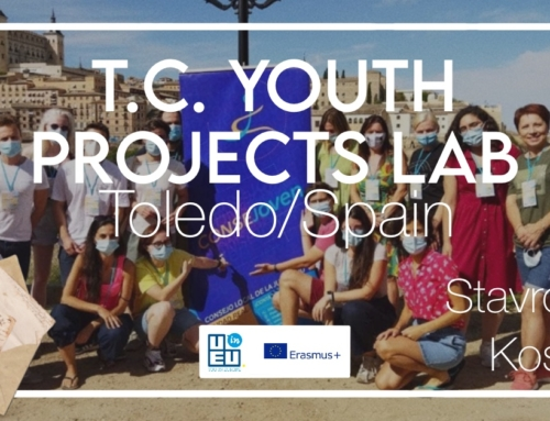 TC Youth Projects LAB // Χτίζοντας νέες συνεργασίες στο μαγευτικό Τολέδο!