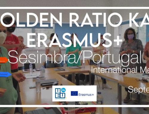 Τυπική – μη τυπική εκπαίδευση! Αναζητώντας τη Χρυσή Τομή, στη Sesimbra της Πορτογαλίας!