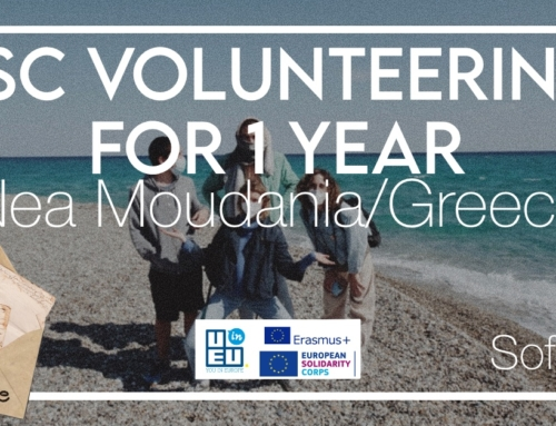 Volunteering with You in Europe? Check Maria's experience and get inspired!