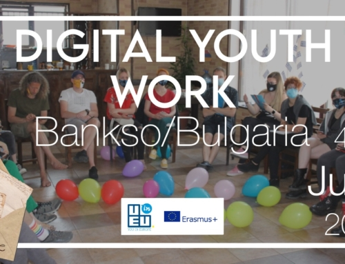 Digital Youth Work Youth Exchange / Exploring the digital world in Bulgaria!